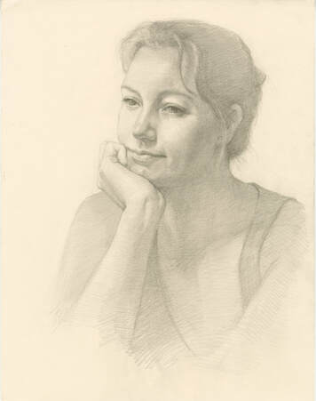 Graphite Drawing Picture